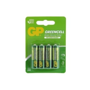 Bateria R6 GP GREENCELL  B4