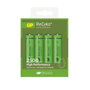 GP Recyko+ New R6/AA 2500mAh Series B4