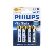 Bateria alk. LR6 PHILIPS ULTRA  B4