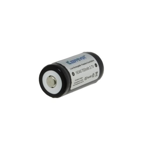 KP ICR16340-70PCM 700mAh Li-ION CR123