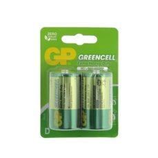 Bateria R20 GP GREENCELL  B2