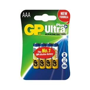 Bateria alk. LR03 GP ULTRA Plus  B4