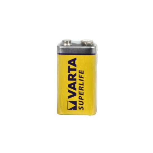 Bateria 6F22 VARTA SUPERLIFE  F1