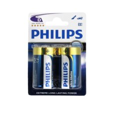Bateria alk. LR20 PHILIPS ULTRA B2