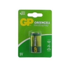 Bateria 6F22 GP GREENCELL  B1