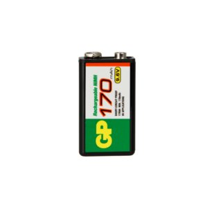 GP 6F22/9V 170mAh Series