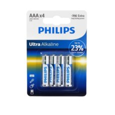 Bateria alk. LR03 PHILIPS ULTRA B4