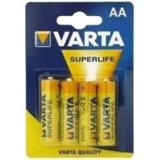 Bateria R6P VARTA SUPERLIFE  B4