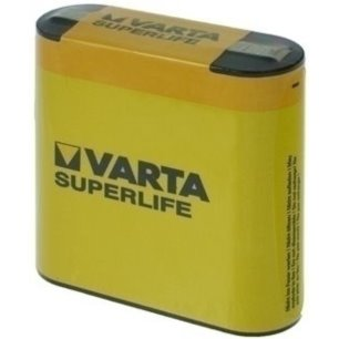 Bateria 3R12P VARTA SUPERLIFE F1